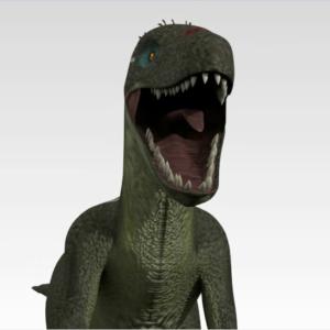 Dinozaur – autor inż. Sebastian Stryczek