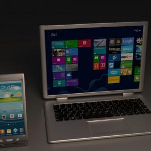 Laptop – autor Patryk Chwastek