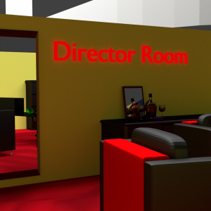 Director room- autor Sławomir Mojeścik