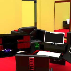 office 2- autor Sławomir Mojeścik