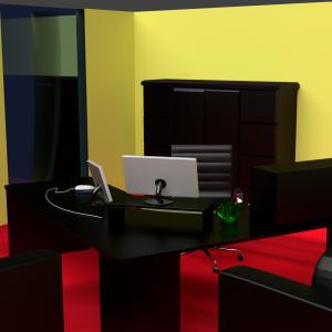 office 1- autor Sławomir Mojeścik